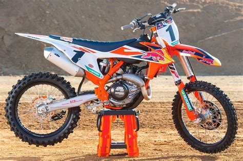 ktm  sx  factory edition    fast facts