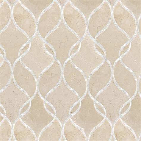 artistic tile crema marfill claridges shell