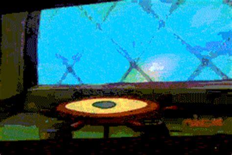 table de cing gifi spongebob s table spongebob squarepants fan 30471193 fanpop