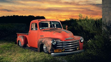 Classic Car And Truck Wallpapers by Chevy Advance Design Truck Hd Wallpaper Wallpaper Studio