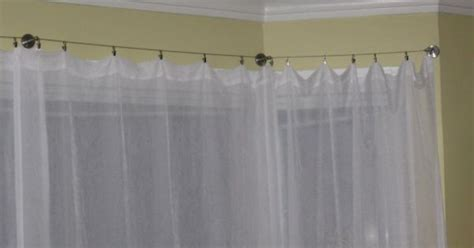 Dignitet Curtain Wire Bay Window by Product Review Ikea Dignitet Wire Curtain Rods Curtain
