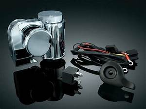 Wolo Air Horn Wiring Diagram For Harley Davidson