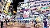 Hong Kong Night Walk Around Causeway Bay and Times Square - YouTube