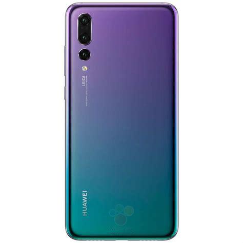 Huawei P20 : le magnifique coloris dégradé de la version ...