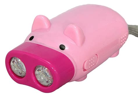 Energy Saving Light Bulb by Buyhut Status 2 Led Pig Animal Torch