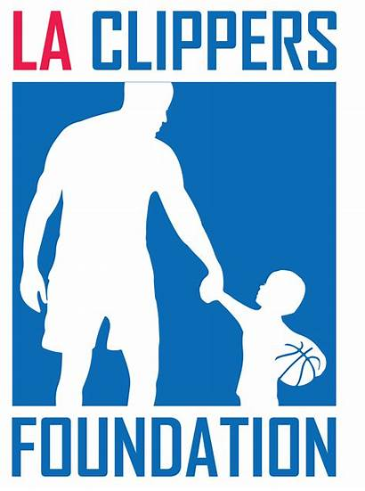 Clippers Foundation Angeles Los Donate Nba District