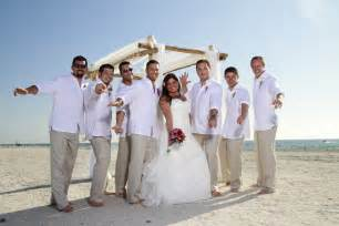 barefoot weddings anillla wedding packages
