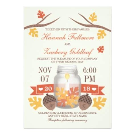 fall themed wedding invitations fall themed wedding invitations wedding ideas