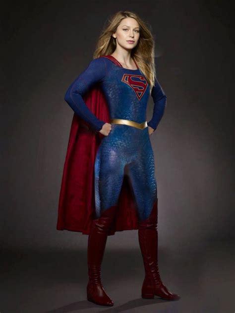melissa benoist supergirl season  promotional pics