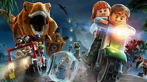 Geek Review: LEGO Jurassic World   Geek Culture