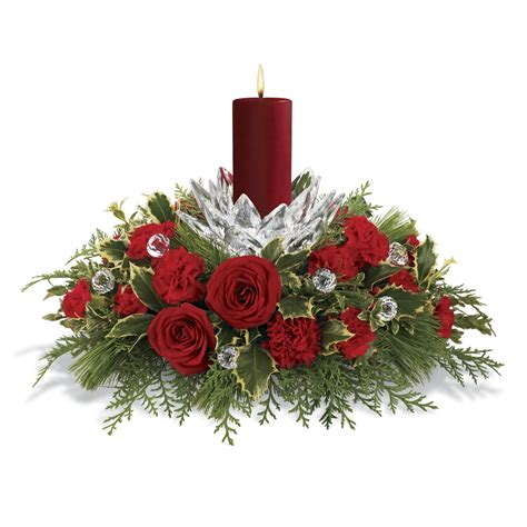 give holiday cheer  designer floral arrangements