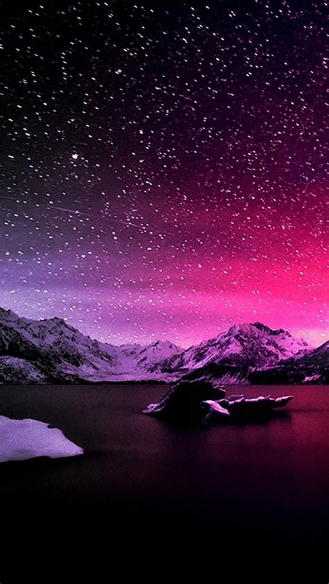 winter night backgrounds   galaxy wallpaper