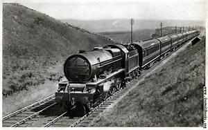 1  U2014 U201croyal Scot U201d Train  Near Shap Summit  Engine No  6134