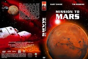 Mission to Mars dvd covers (2000) R2 German