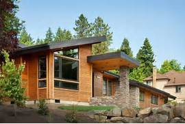 Shed Home Designs by House Plans And Design Modern House Plans Shed Roof