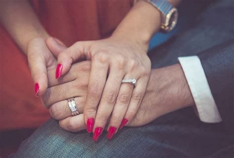 Exchange Wedding Vows With Precious Platinum Love Bands