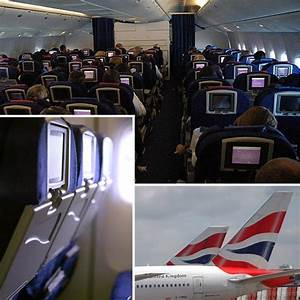 The gallery for --> British Airways 747 Interior