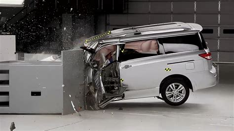 Nissan Chrysler by Iihs Crash Test Safety Ratings Draw Poor Reviews For