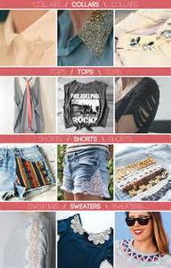 DIY Fashion Projects