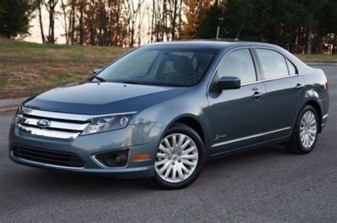 find   ford fusion hybrid  owner  lease great