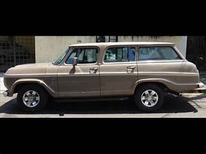 Chevrolet Veraneio 4 1 Custom De Luxe 12v Gasolina 4p