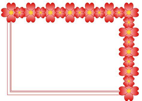 bloemen rand png กรอบ ดอกไม ภาพ 183 ภาพฟร บน pixabay