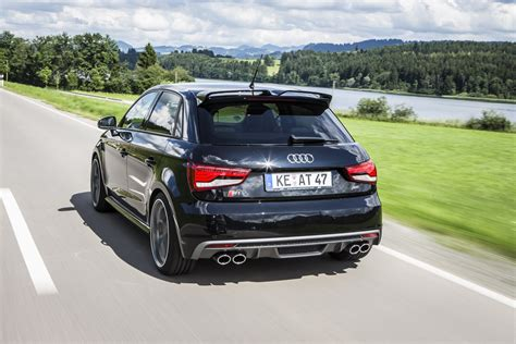 New Audi S1 By Abt Has 310ps Under Its Hood Carscoopscom