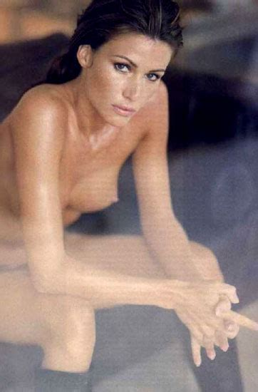 Nackt Phaedra Lewis  Joanna Lumley