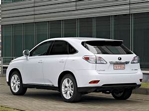 Lexus RX 450h 2010 Picture 60 Of 110 1024x768