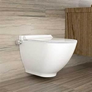 Wc Bidet Kombination : temtasi toilette wc bidet kombination ~ Frokenaadalensverden.com Haus und Dekorationen