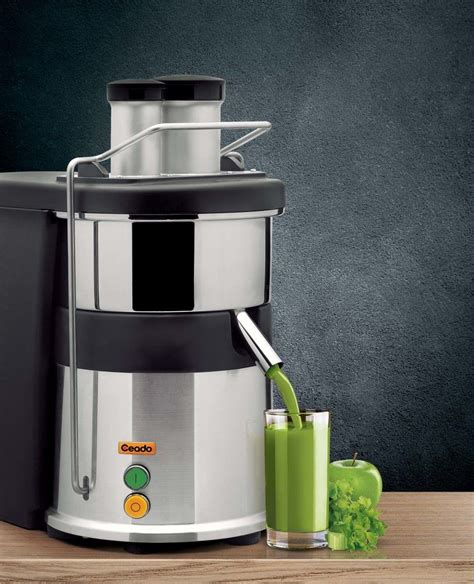 vegetable juicer fruit ceado commercial
