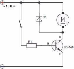 Transistor Als Schalter Berechnen : transistoren ~ Themetempest.com Abrechnung