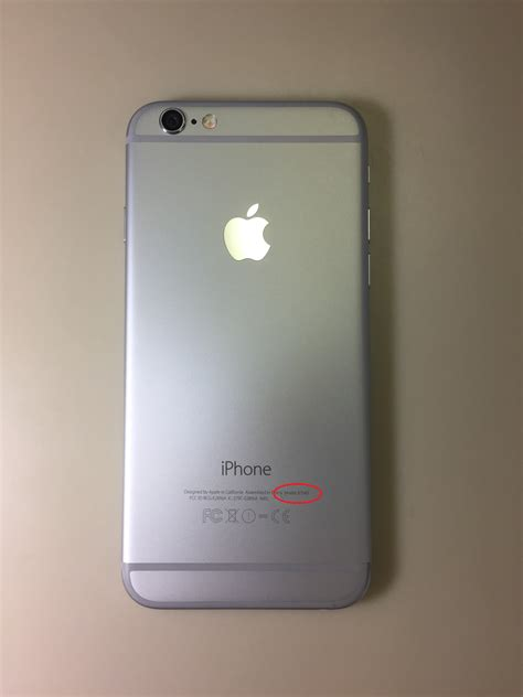 iphone model number cell phone repair find your model number gadget lab