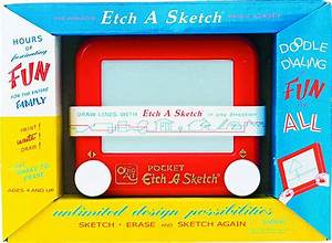 Buy Toys And Models CLASSIC ETCH A SKETCH 1960 PKG Net