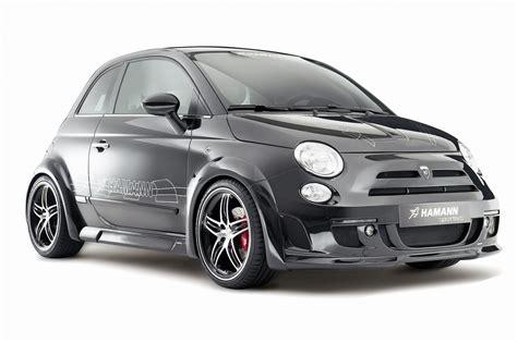 Fiat 500 Largo By Hamann