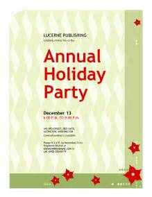 office christmas party invitation wording ideas