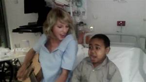 Taylor Swift Meets Young Aussie Fans, Sings 'Shake It Off ...
