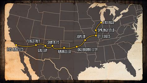 recommendations  road trip  route  kilroy