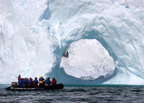 antarctica visit climate travel