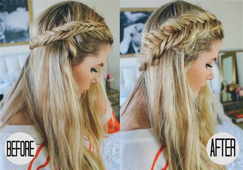 pulled  dutch fishtail tutorial barefoot blonde