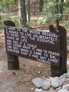 Walden Henry David Thoreau Quotes. QuotesGram