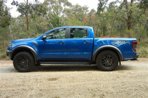 ford ranger raptor black  ford cars review release