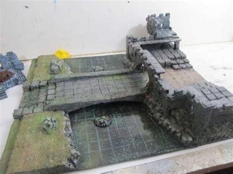 make 3d dungeon terrain tiles youtube