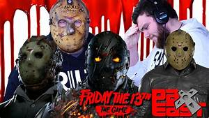 FRIDAY THE 13TH: THE GAME Huge Update (PAX East 2017 ...