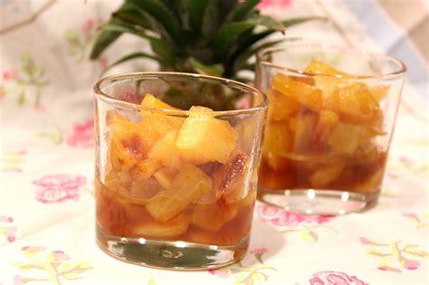 cuisiner l ananas ananas rôti au sirop d 39 érable pour ceux qui aiment