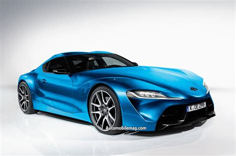 Thoughts On The 2018 Toyota Supra?