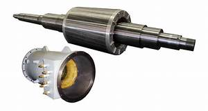 Medium High Voltage Induction Motors