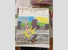 Cartooning for Kids Visual Arts Katonah Art Center