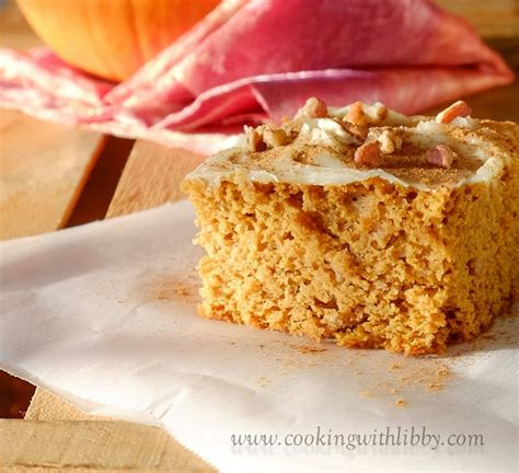 pumpkin spice cake  simple  bowl recipe cooking