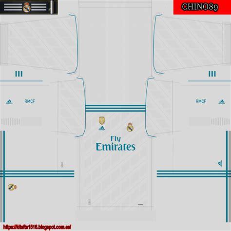 C:\\program files\\konami\\pro evolution soccer 2013\\pesedit\\gdb\\uni\\. Kits Soccer Games!: REAL MADRID Temp. 2017/2018 PES 2018